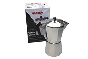 Apollo 700 ml 12-Cup Coffee Maker