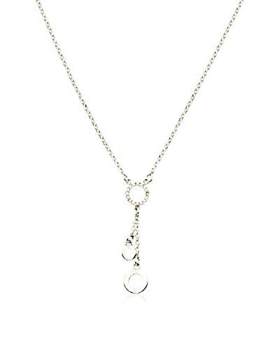 "ENVY Collar ""Saturne"" plata de ley 925 milésimas"
