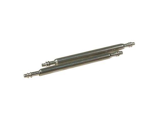 不锈钢 1.60 毫米直径弹簧杆弹簧 2 枝设置 22 毫米 [时辰世界 chronoworld]