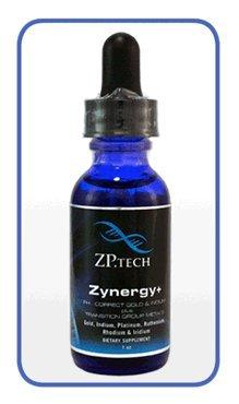Zynergy + 1oz- Monoatomic Gold, Indium, Platinum, Ruthenium, Rhodium, Iridium