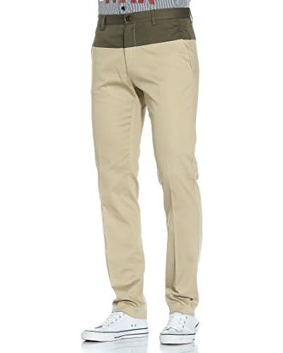 Love Moschino Pantalone [Beige]