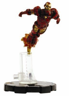 HeroClix: Iron Man Promo # 200 (Limited Edition) - Mutations and Monsters - 1