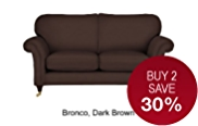 Salisbury Medium Sofa - Leather