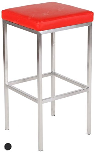 Metal Frame Backless Kitchen Stool