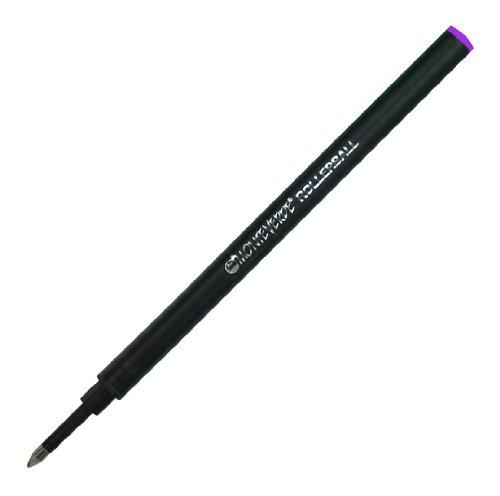 Monteverde Recharge pour stylo roller en céramique avec capuchon Magenta (G233MG Lot de 6)