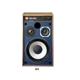 JBL 4312MII WX(ウォールナット仕上げ)ペア 4312M2WX