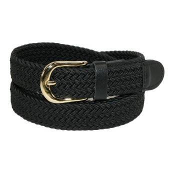 X1 WOMEN'S AND MEN'S ELASTIC BRAIDED BELT WITH