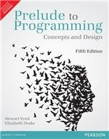 Prelude to Programming: Concepts and Design 5th By Stewart Venit (International Economy Edition) (Prelude To Programming compare prices)