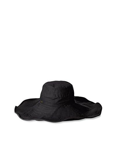 Scala Women's Casual Hat, Black