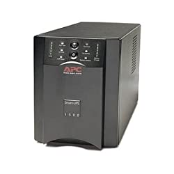 APC SUA1500 1500VA Smart UPS for Servers and Voice and Data Networks