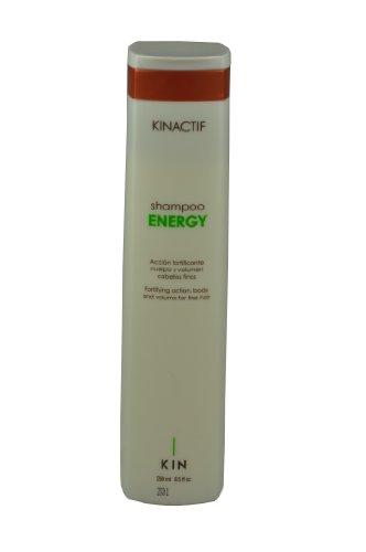 Kin Fortificante Shampoo Kinactif Energy Shampoo per capelli fini 250ml