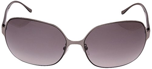 Givenchy Givenchy Oval Sunglasses (Gunmetal) (SGV-355|568|Medium) (Multicolor)