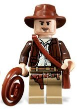 Indiana Jones - LEGO Indiana Jones Figure Amazon.com