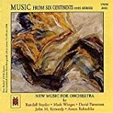 : Music From Six Continents : 1995 Series