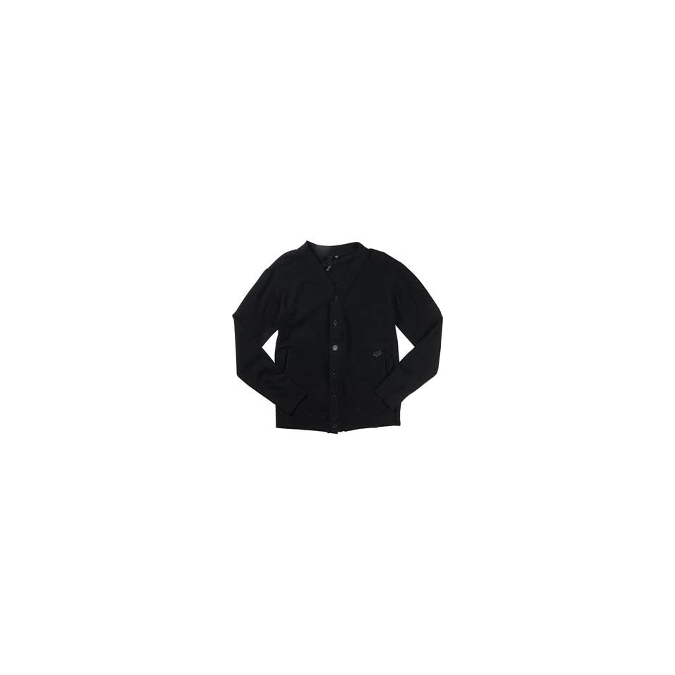 Fox Racing Slam Cardigan   Large/Black