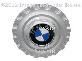 """Bmw Genuine Wheel Center Hub Cap 17"""" Cross-Spoke Composite Style 5 Only E36 E34 E39 E38 E31 Z3"""