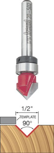 freud-20-502-1-2-inch-diameter-90-degree-top-bearing-v-grooving-router-bit-with-1-4-inch-shank-by-fr
