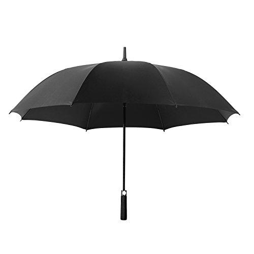 Vanwalk® 自動開式 長傘 テフロン加工 撥水効果