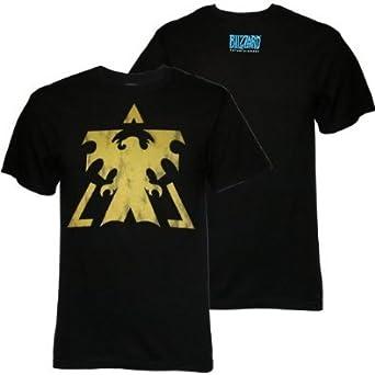 Starcraft Terran Vintage T-shirt (Small)