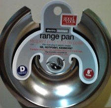 "Electric Range - 6"" Range Pan"