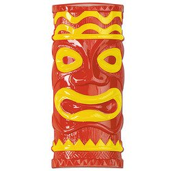 Plastic Tiki Party Accessory (1 count)