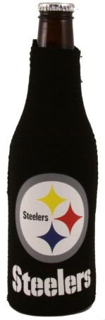 Pittsburgh Steelers Bottle Suit Koozie Coozie Cooler at Steeler Mania