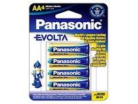 Panasonic Evolta AA, 1.5V 4pcs/pack, LR6EGE_4BP (4pcs/pack) (Panasonic Evolta Aa compare prices)