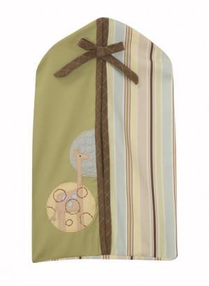 Lambs & Ivy Habitat Diaper Sta front-946778
