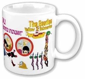 Yellow Submarine (Mug)