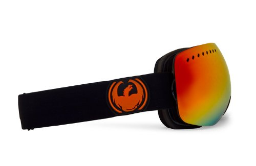 Dragon Alliance APXs Jet Goggles (Black, Green Ion/Yellow Blue Ion)