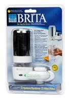Brita Chrome Faucet Filtration System at Sears.com