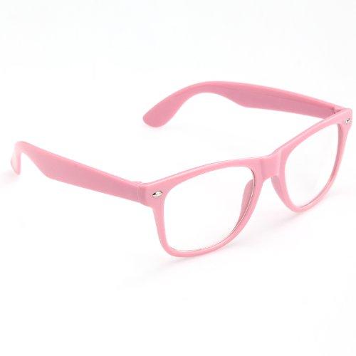Modisches Designer ILOVEDIY Unisex Sonnenbrille Wayfarer Brille Pink Unisex Sonnenbrille Gestell