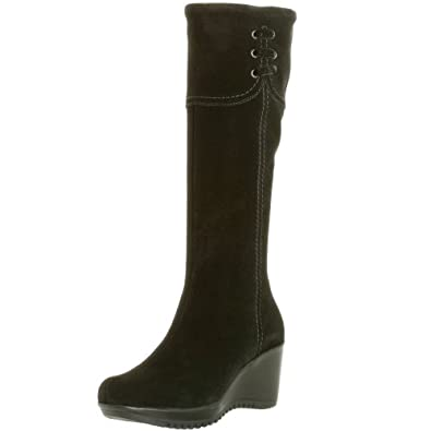 La Canadienne Women's Galaxy Boot,Black,5 M