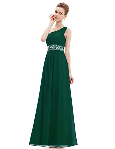 HE09770GR16, Green, 14US, Ever Pretty Long Evening Party Dresses For Women 09770