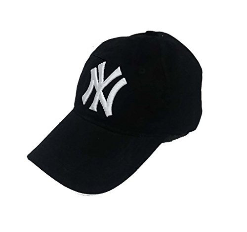 Devil Embroidered NY, Yankees, Snapback, baseball, Hat, Cap For Men  available at amazon for Rs.199