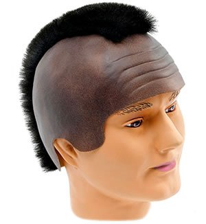 Mr. T Mohawk Wig for Adults.