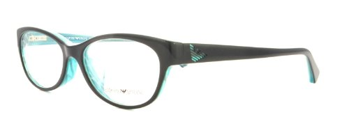 Emporio Armani Ea3008F Eyeglasses-5053 Striped Cherry/Opal Pink-53Mm