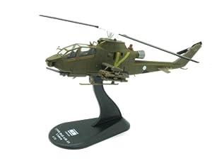 Amazon Com Bell Ah 1s Cobra Diecast 1 72 Helicopter Model