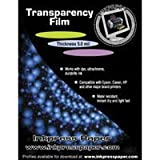 "Inkpress Transparency, Resin Based Inkjet Film, 7mil., 8.5x11"", 20 Sheets"