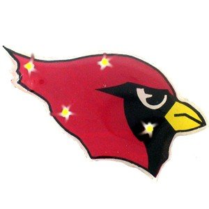 Flashing NFL Pin/Pendant - St. Louis Cardinals at Amazon.com