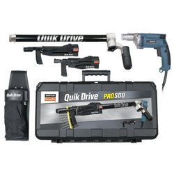 Quik Drive PROSDDM35K Complete Combo Multi-Use Kit for Fastening Decks, Subfloor, Sheathing and Drywall by Quik Drive