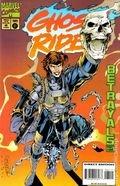 Ghost Rider #61 (Vol. 2) by Howard Mackie