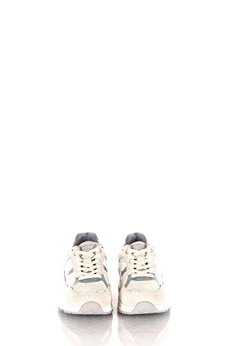 Sneakers Uomo Napapijri 12833171 Bianco Primavera/Estate Bianco 42