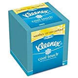 Cool Touch Facial Tissue, 3 Ply, 50 Sheets per Box, 27 per Carton, Sold as 1 Carton