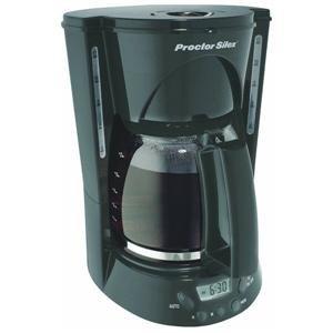 Hamilton-Proctor 48574Y Programmable Coffeemaker