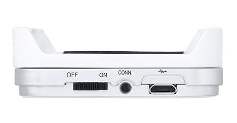 iBUFFALO iPhone 4S/iPhone 4両対応 Bluetooth2.0対応 コンパクトキーボード ケース一体型 バックライト搭載 BSKBB12BK