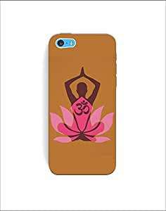 Apple Iphone 5c nkt-04 (94) Mobile Case by Mott2 - Om in your Heart (Limited Time Offers,Please Check the Details Below)