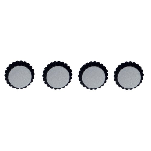 Norpro 3963 Non-Stick Tartlet Pans, Set of 4