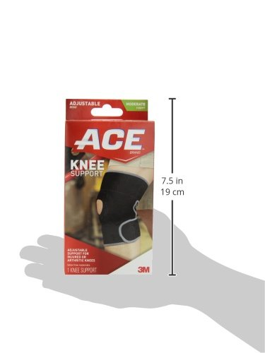 Ace Knee Support 077344881015 Toolfanatic Com