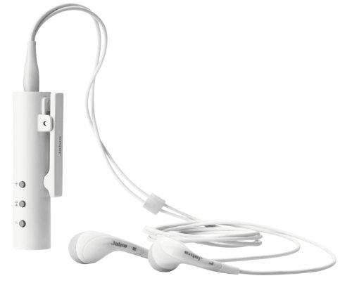 Jabra Play Wireless Bluetooth Stereo Headset, White